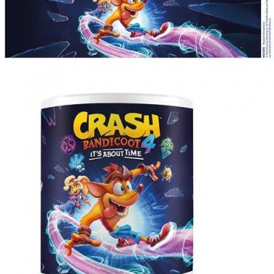Crash bandicoot 4 it s about time mug 315ml