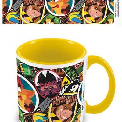 Crash bandicoot 4 sticky mug interieur colore 315ml