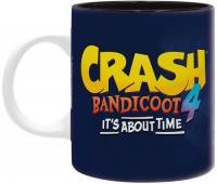 Crash bandicoot it s about time mug 320ml 2
