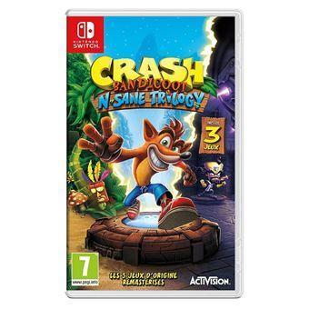 Crash bandicoot the n sane trilogy 1