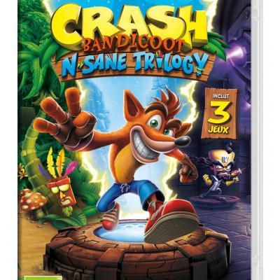 Crash bandicoot the n sane trilogy