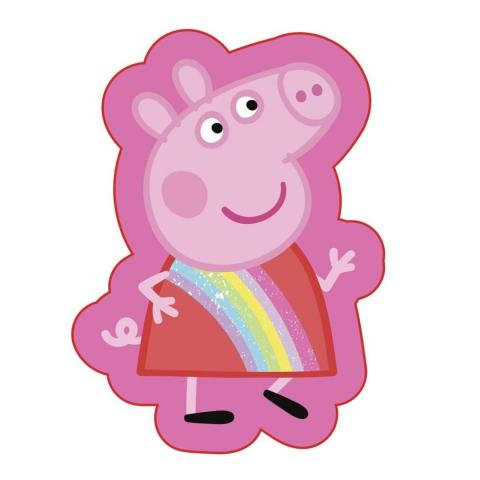 Cushion shape peppa pig 2