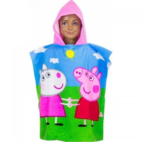 Cushion shape peppa pig