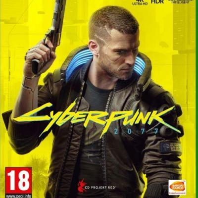 Cyberpunk 2077 day one edition 1