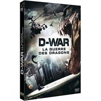 D war la guerre des dragons dvd occasion