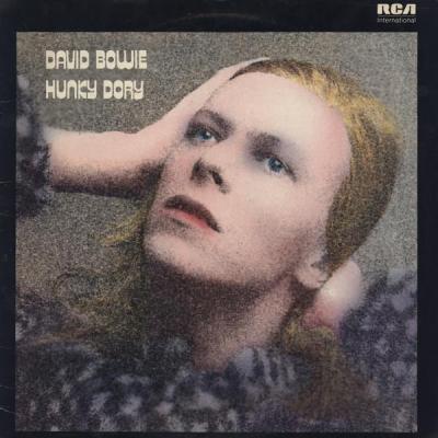David bowie album 33t hunky dory