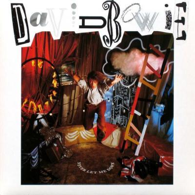 David bowie album 33t never let me down