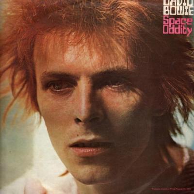 David bowie album 33t space oddity