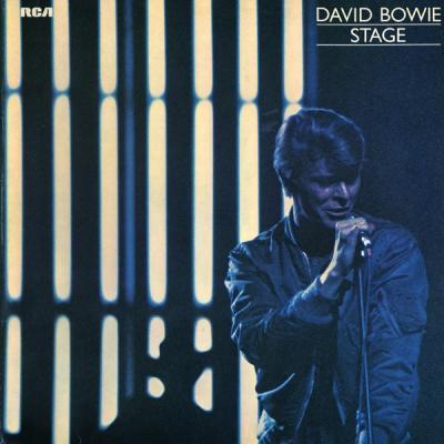 David bowie album 33t stage