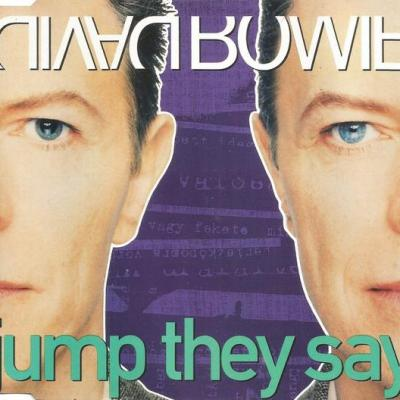 David bowie jump the say maxi cd occasion