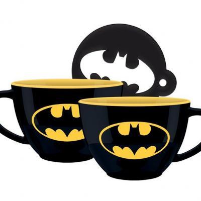 Dc comcis batman mug a cappuccino 630 ml