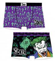 Dc comics 2 pack boxer short joker s 1