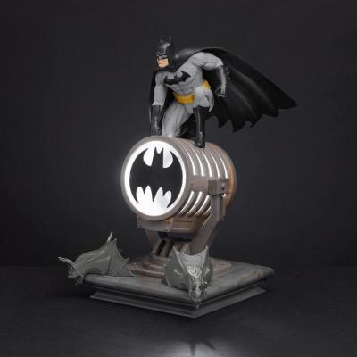 Dc comics batman bat signal lampe 27cm