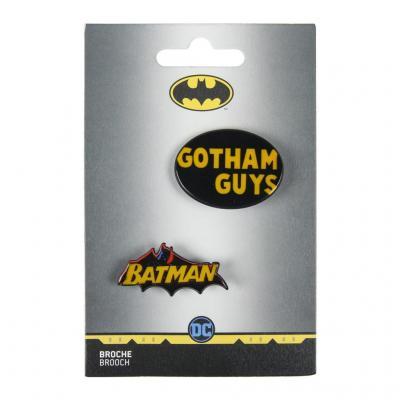 Dc comics batman broches