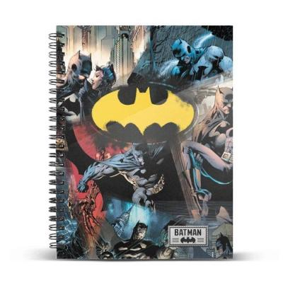 Dc comics batman cahier a5 16 5x21x1 5cm