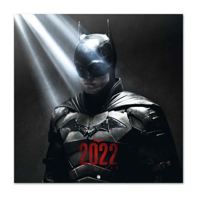 Dc comics batman calendrier 2022 30x30cm