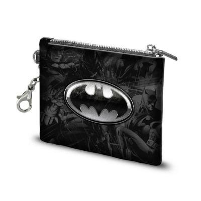 Dc comics batman porte cartes 10 5x8 5x0 5cm