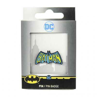 Dc comics batman retro pin s