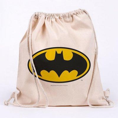 Dc comics batman sac en toile 100 coton 42x37cm