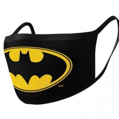 Dc comics batman set de 2 masques visage