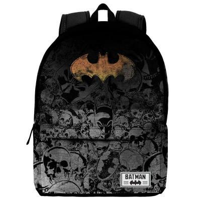 Dc comics batman skulls sac a dos 45x30x18cm
