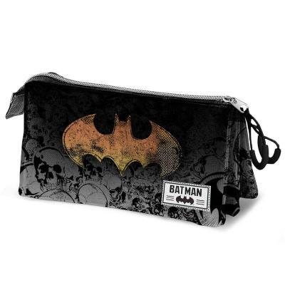 Dc comics batman skulls trousse 23x11x10cm
