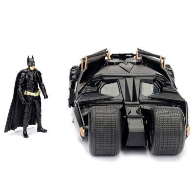 Dc comics batman the dark night batmobile 1 24