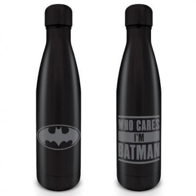 Dc comics bouteille en metal batman 550ml