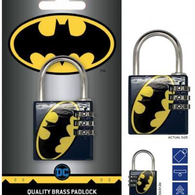 Dc comics cadenas avec code batman