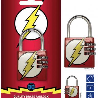 Dc comics cadenas avec code the flash