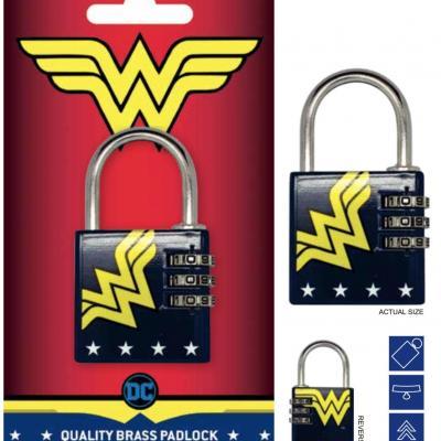 Dc comics cadenas avec code wonder woman