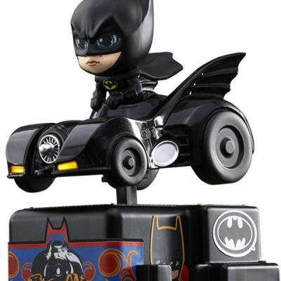 Dc comics cosrider batman 1989 figurine 13cm