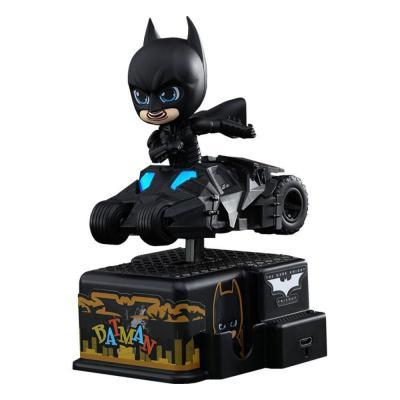 Dc comics cosrider dark knight batman figurine 13cm