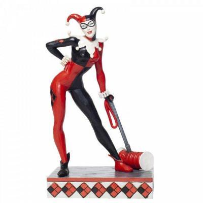 Dc comics harley quinn figurine 19x8x10