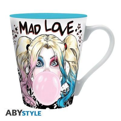 Dc comics harley quinn mad love mug 250ml