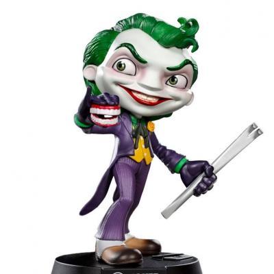 Dc comics joker figurine mini co deluxe 21cm