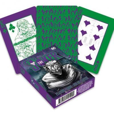 Dc comics joker jeu de cartes