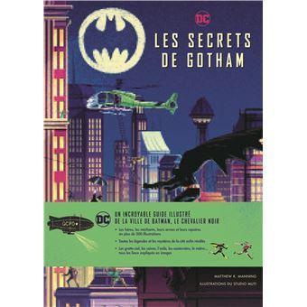 Dc comics les secrets de gotham