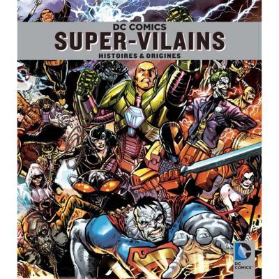 Dc comics les super vilains
