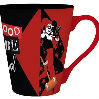 Dc comics mug 250 ml harley quinn