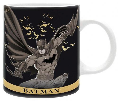 Dc comics mug 320 ml joker vs batman 80th anniversary subli