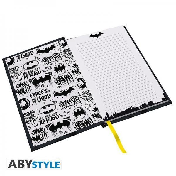 Dc comics notebook a5 logo batman 1