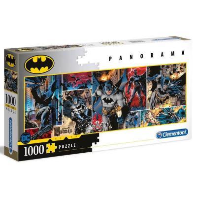 Dc comics panorama puzzle 1000p 98x30cm