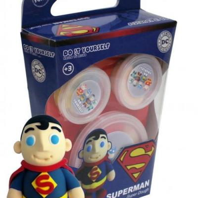 Dc comics pate a modeler do it yourself superman
