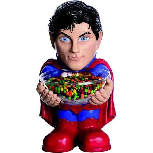 Dc comics porte bonbons superman 50 cm