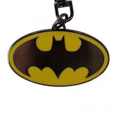 Dc comics porte cles metal batman logo