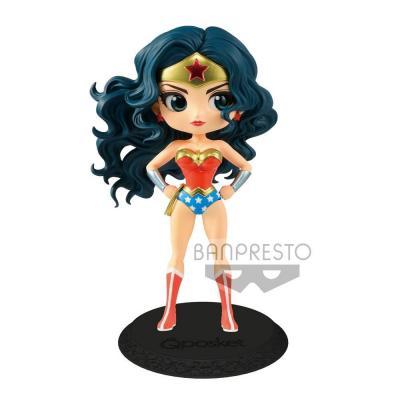 Dc comics q posket wonder woman special color version 14cm