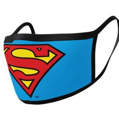 Dc comics superman set de 2 masques visage