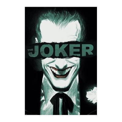Dc comics the joker poster 61x91cm