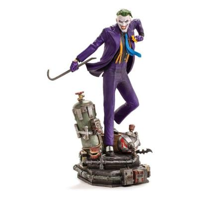 Dc comics the joker statuette art scale 23x13x12cm